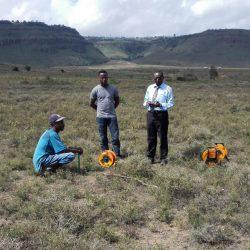 Ground water surveying